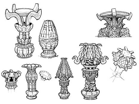 Pillar Capital Studies