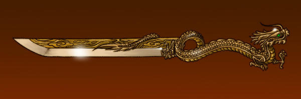 Dragon Dagger by Concept-Art-House