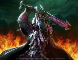 Zorus the Judicator by Concept-Art-House
