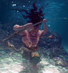 Underwater Enemy