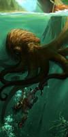 Underwater Brawl