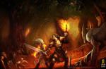Morlock Fight