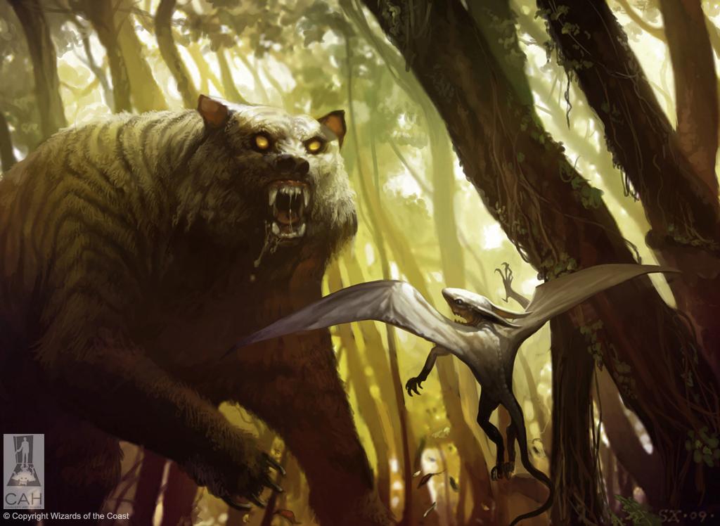 Predatory Urge by Concept-Art-House