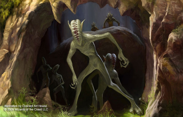 Carnivores Plant by Concept-Art-House