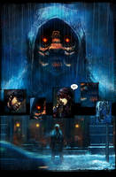 Daomu, Issue 1, Page 1 by Concept-Art-House