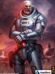 Cyborg Commander