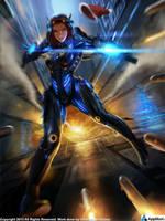 Gunner Girl Advanced by Concept-Art-House