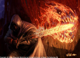 Geistflame by Concept-Art-House