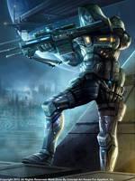 Rifleman, Advanced by Concept-Art-House