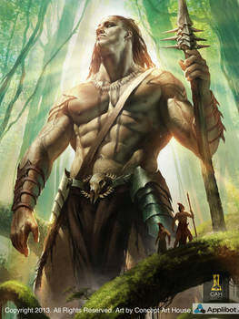 Guardian of the Forest Regular