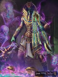 Osiris Level 4 by Concept-Art-House