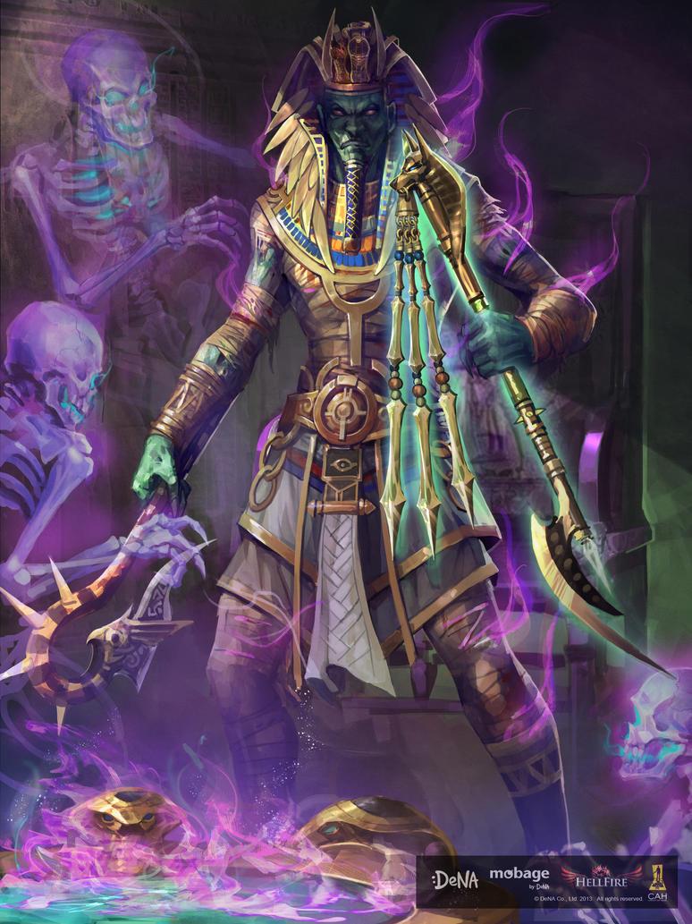Osiris Level 4 by Concept-Art-House on DeviantArt