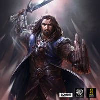 Thorin by Concept-Art-House