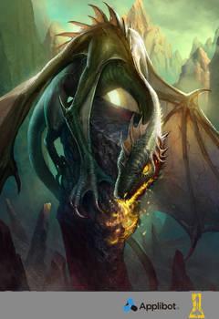 Flailing Dragon