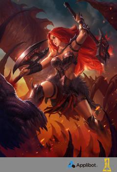 Red Hair Paloma