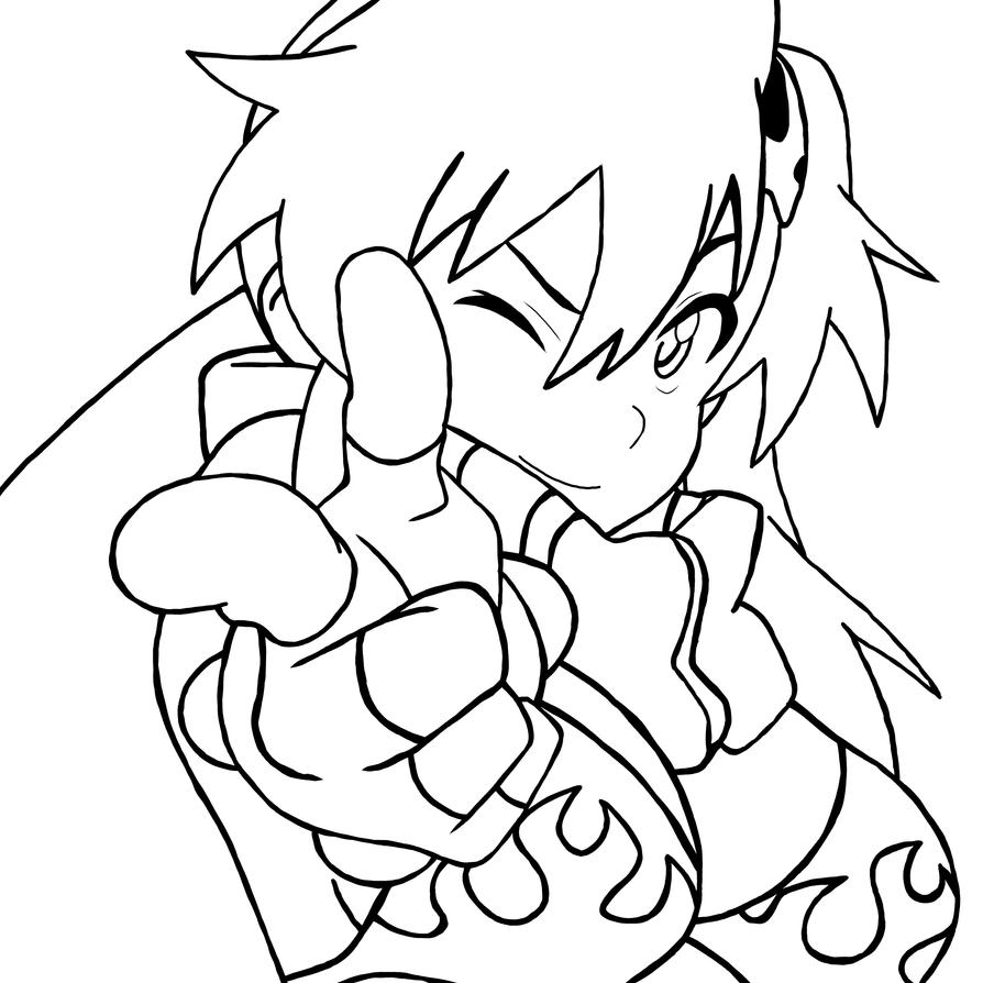 yoko coloring pages - photo#3