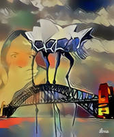 OH, WHAT HAPPEND IN SYDNEY by IME54-ART