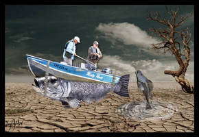THE LAST FISH by IME54-ART