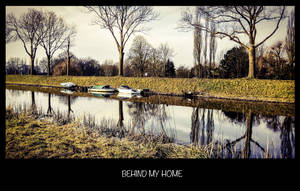 BEHIND MY HOME 3 by IME54-ART