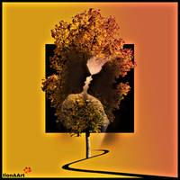 AUTUMN LOVE by IME54-ART