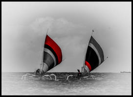 THE HOME COMING ( LOMBOK,INDONESIA ) by IME54-ART