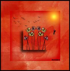 SUMMERTIME by IME54-ART