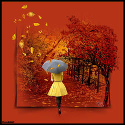 WHEN THE LEAVES FALL