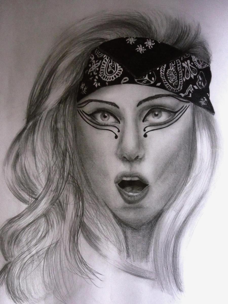 Gaga by LixRoss