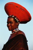 SOUTH AFRICAN WOMAN by frankdfreak