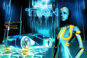 ROBOTRON by frankdfreak
