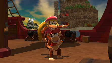Two Kongs, One Kong Quest