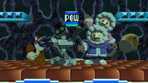 Smash's Retro Trio