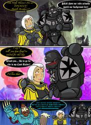 Warhammer 40K: New Allies by Razmere