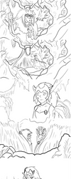 Lion-O King Page 1 by Razmere