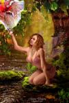 fairytale forest by anais-anais61