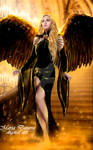 Lady Black Swan