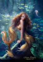 Mermaid by anais-anais61