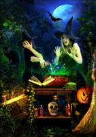 Witches  Sabbath by anais-anais61