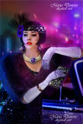 Retro Girl/Chicago Style/ by anais-anais61