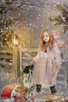 Post Card 6/ Merry Christmas/ by anais-anais61