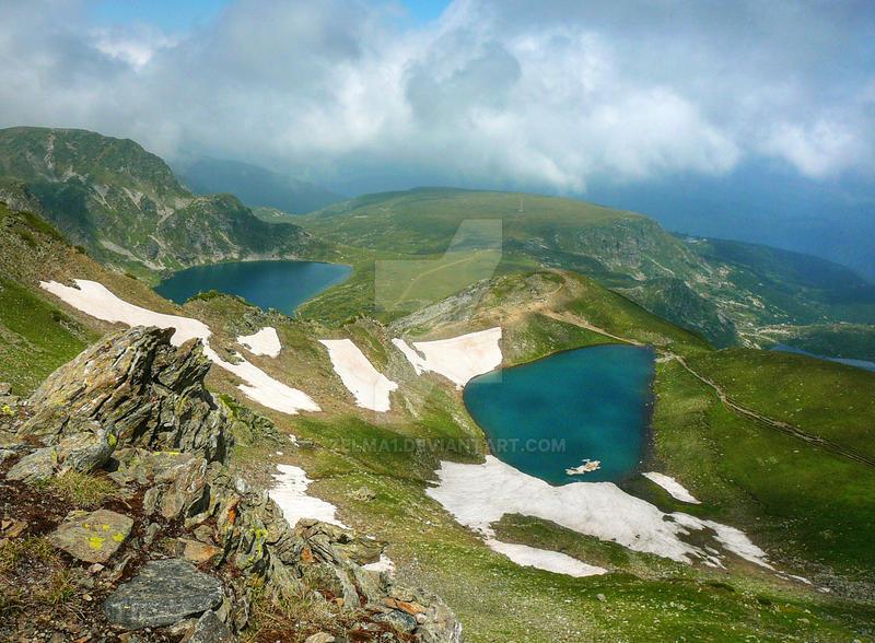 The Rila Lakes by Zelma1