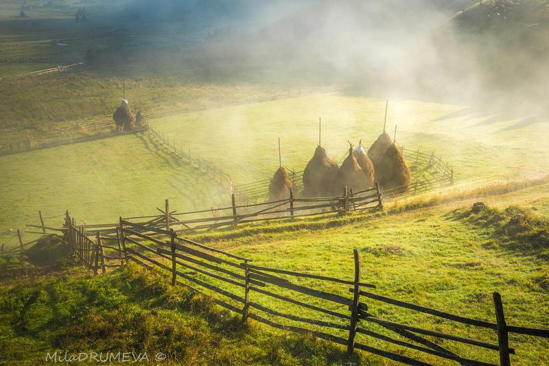 Carpathian morning by Zelma1