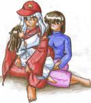 Inuyasha's Daughter