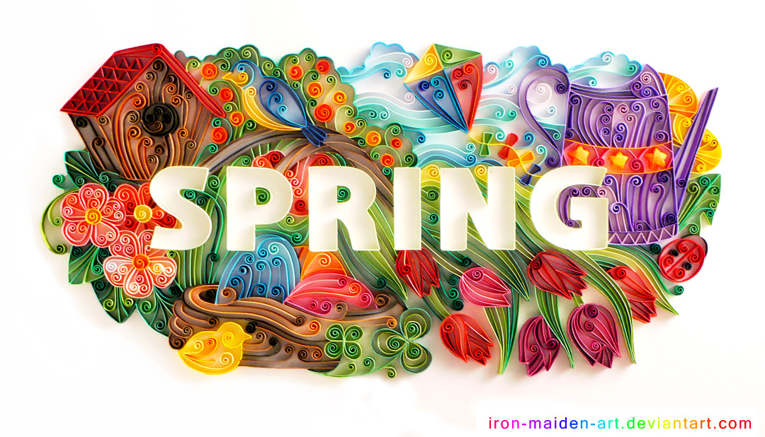 spring by UsoKei