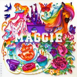 Maggie by UsoKei