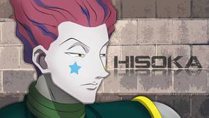 Hunter X Hunter: Hisoka by TheFieryBrix