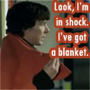 Sherlock-Shock Blanket by AlixroseW