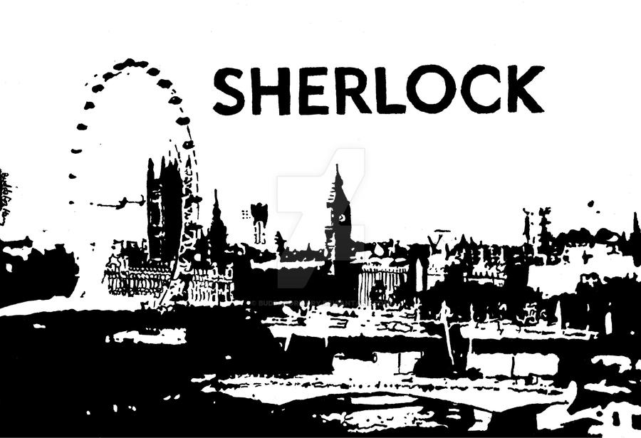 London - Sherlock by BuddaForMary