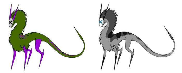 Free fluffy thing adoptables Taken by Flamestaradopts