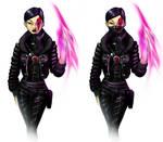 Psylocke V.200000000 by pretty-cool-huh